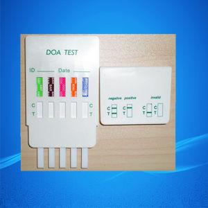 Ten Panel Rapid Drug Test Kits pictures & photos