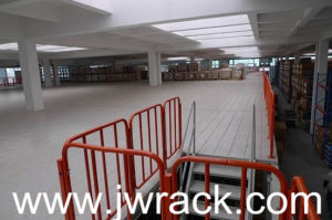 China Mezzanine Supplier! Heavy Duty Steel Platform (JW-KV11011) pictures & photos