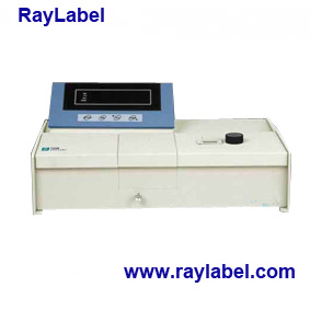 Ultraviolet Visible Spectrophotometer, Spectrophotometer, Grating Spectrophotometer for Lab Equipment (RAY-722N) pictures & photos