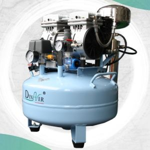 Dental Oil Free Compressor with Dryer pictures & photos