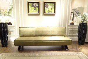 Comfortably Nubuck Modern Nubuck Leater Sofa pictures & photos