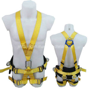 Full Body Safety Harness Safety Belt Safety Harness pictures & photos