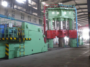 4500t Quick Metal Forging Machine