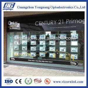 Double Side Crystal LED Light Box-CRD pictures & photos