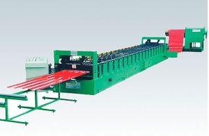 Contour Plate Machine