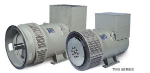 A.C. Brushless Synchronous Generators (TWG)