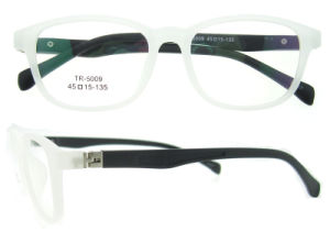 Fashion Eyewear Kids Eyewear Frame Tr90 Plastic Optical Frame pictures & photos
