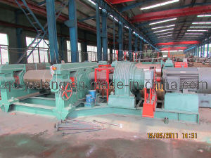 XK-550 B Rubber Mixing Mill (Double Output) pictures & photos