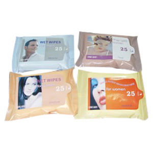 Wet Tissues Non Woven And Non-Woven (XS05-W052)