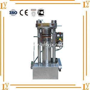 New Automatic Small Hydraulic Olive Oil Press Machine for Sale pictures & photos