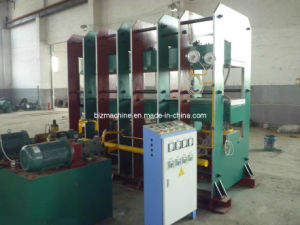 Hydraulic Plate Vulcanizing Press pictures & photos