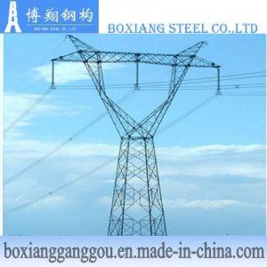 132kv Single Circuit Transmission Line Polygon Tower