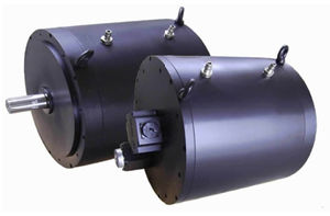 Direct Drive Gz6 Series Servo Motor For Marine Production