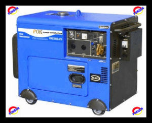 CE 5kw Diesel Generator pictures & photos