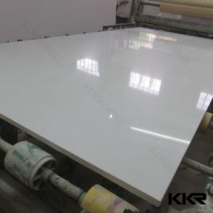 Polishing Starlight White Quartz Stone for Countertops pictures & photos