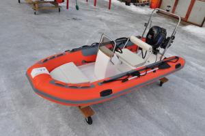 Rigid Inflatable Boat/Rib Boat/Fiberglass Boat Tender (RIB390)