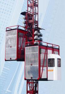 Twin Mast Building Hoist (SCE)
