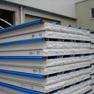 EPS-960-50 Sandwich Panel for Roofing pictures & photos