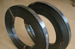 Blue Cold Rolled Steel Packing Strip (width: 12.7-32MM) pictures & photos