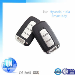 Car Smart Key for Hyundai Sonata, Hyundai IX35, Veloster, Cerato FCC ID Sy5hmfna04 pictures & photos