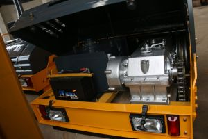 3 Ton Capacity Vibration Compactor (YZC3) pictures & photos