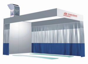 Preparation Station Sanding/Polishing Booth (WLD-PS-A2) pictures & photos