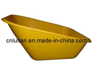 Plastic Wheelbarrow Tray