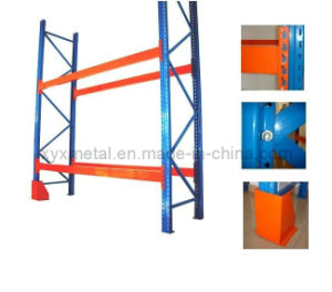 Warehouse Storage Heavy-Duty Pallet Beam Racking System pictures & photos