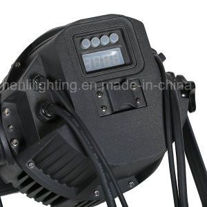 IP65 LED Waterproof 54*3W RGBW PAR for Outdoor Stage (HL-033) pictures & photos