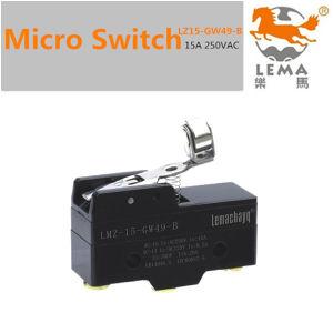 15A 250V Micro Limit Switch Z15-GW49-B pictures & photos