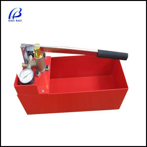 Pipe Testing Tool, Manual Hydraulic Test Pump (EP50) pictures & photos