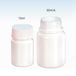White HDPE Bottle pictures & photos