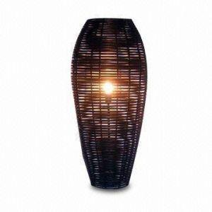 Rattan Floor Lamp (F0060)