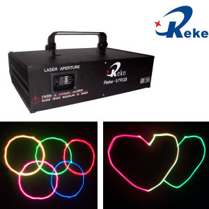 400mw RGB Full Color Animation Laser Lighting (Reke-97RGB)