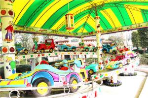 Safe Electric Train Kiddie Rises Amusement in Park pictures & photos
