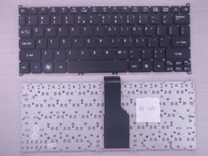 Us Japan Layout Laptop Keyboard for Acer S3-951 S3-371 S5-391 V5-171 pictures & photos