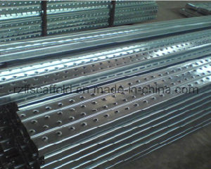 Galvanized Scaffolding Steel Plank (FF-B008A) pictures & photos