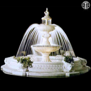 Marble Fountain Water Fountain Garden Stone Fountain pictures & photos