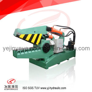 Hydraulic Scrap Metal Shearing Machine (Q08-250) pictures & photos