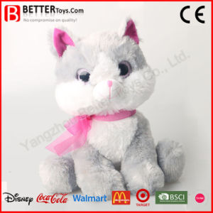 ASTM Soft Cat Toys Plush Stuffed Animal Cat Toy for Kids pictures & photos