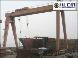 Shipyard Gantry Crane 20 with SGS pictures & photos