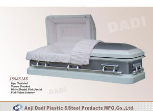 American Style Steel Casket (18038135) pictures & photos