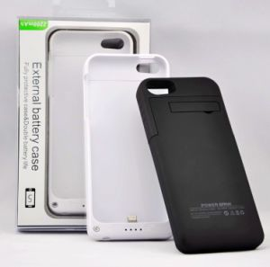 Rechargeable External for 2200mAh Battery Case for iPhone 5 (BC-5)