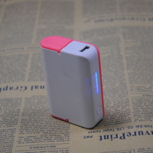 3000mAh USB Power Bank with Mirror and Holder Hot Sale pictures & photos