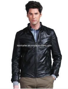 Leather Leisure Jacket