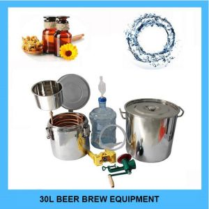 Beer Brewing Equipment Moonshine Still Distilling Equipment with Logo Printing pictures & photos
