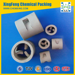 Anti-Acid & High Temperature Endurance Random Tower Packing Ceramic Pall Ring pictures & photos