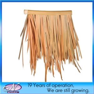 Artificial Synthetic Simulation Thatch Roof for Beach Tropical pictures & photos