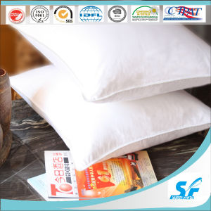 Non-Woven Feather Fiber Pillow Insert pictures & photos