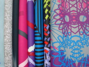 Print Polyester Fabric pictures & photos